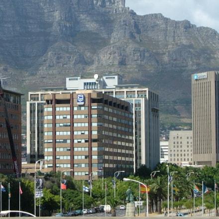 Cape Town, Fujifilm FinePix S5000
