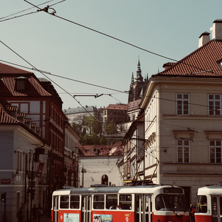 Prague Old town, Panasonic DMC-FZ48