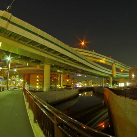 elevatedexpressways, Pentax K-5, smc PENTAX-DA FISH-EYE 10-17mm F3.5-4.5 ED[IF]