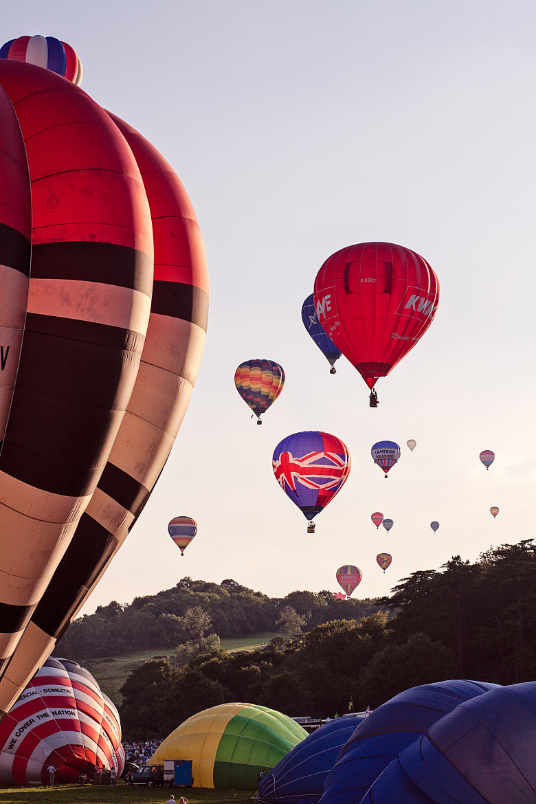 Photograph Balloon fiesta by Andrew Johns on 500px