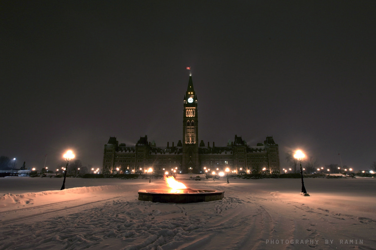 Photograph Parliament of Canada,last night !!!!! by Photography by Ramin  on 500px