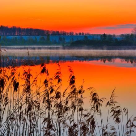 Der Morgen am See, Nikon D7100, Sigma 17-50mm F2.8 EX DC OS HSM