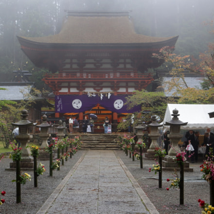 mysterious shrine, Canon EOS KISS X7, Canon EF-S 18-55mm f/3.5-5.6 IS STM