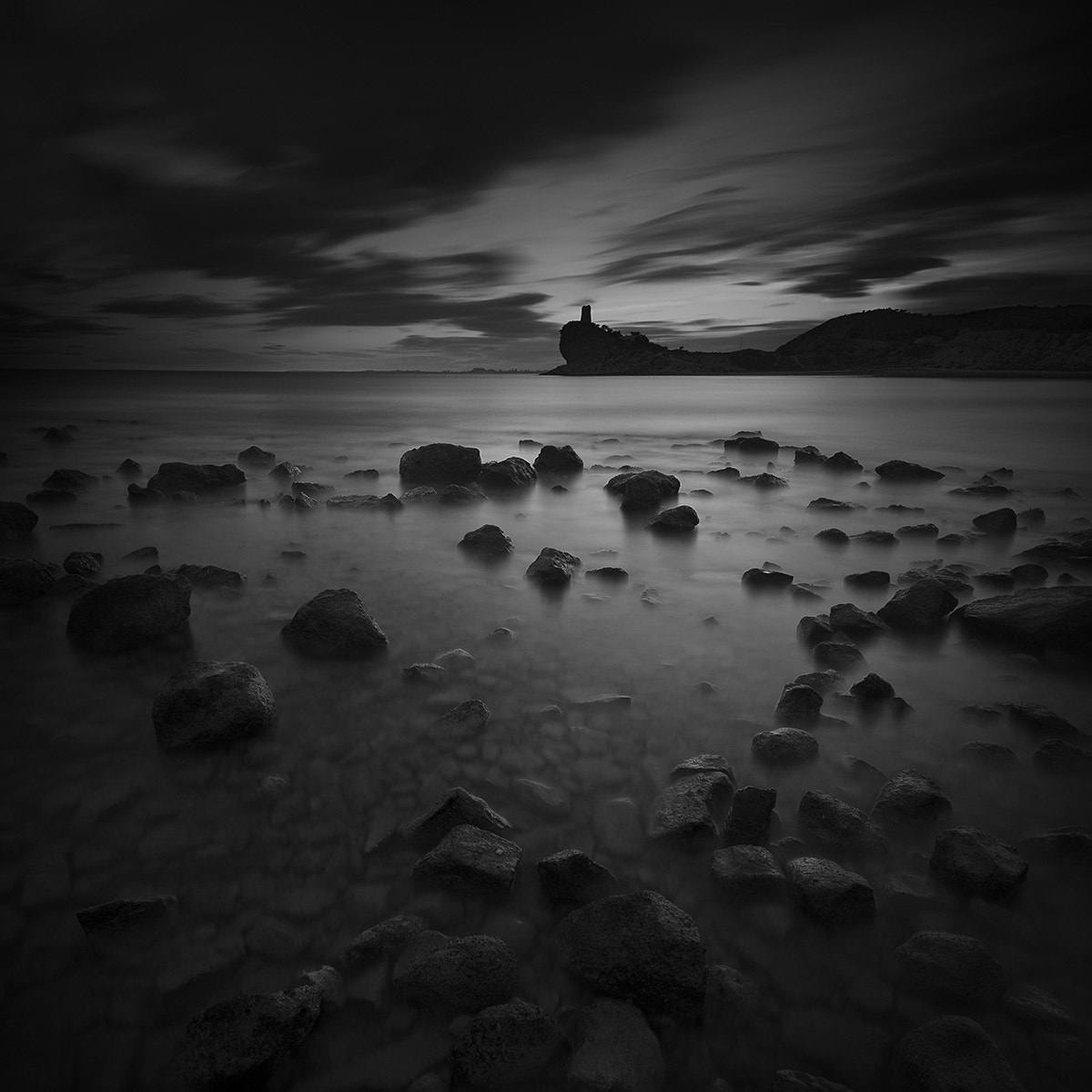 Photograph Alone in the dark by Pedro  Díaz Molins on 500px