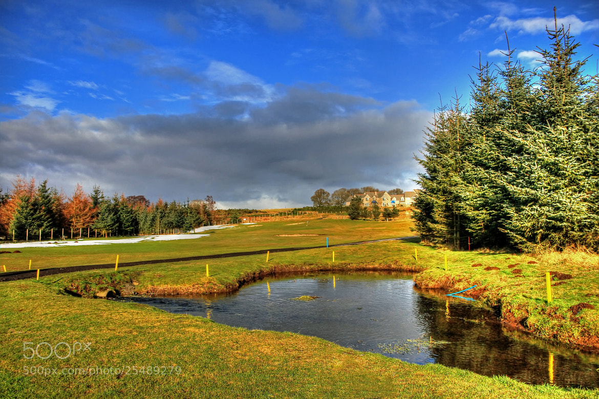 Photograph Golf Course 2 by Hilda Murray on 500px