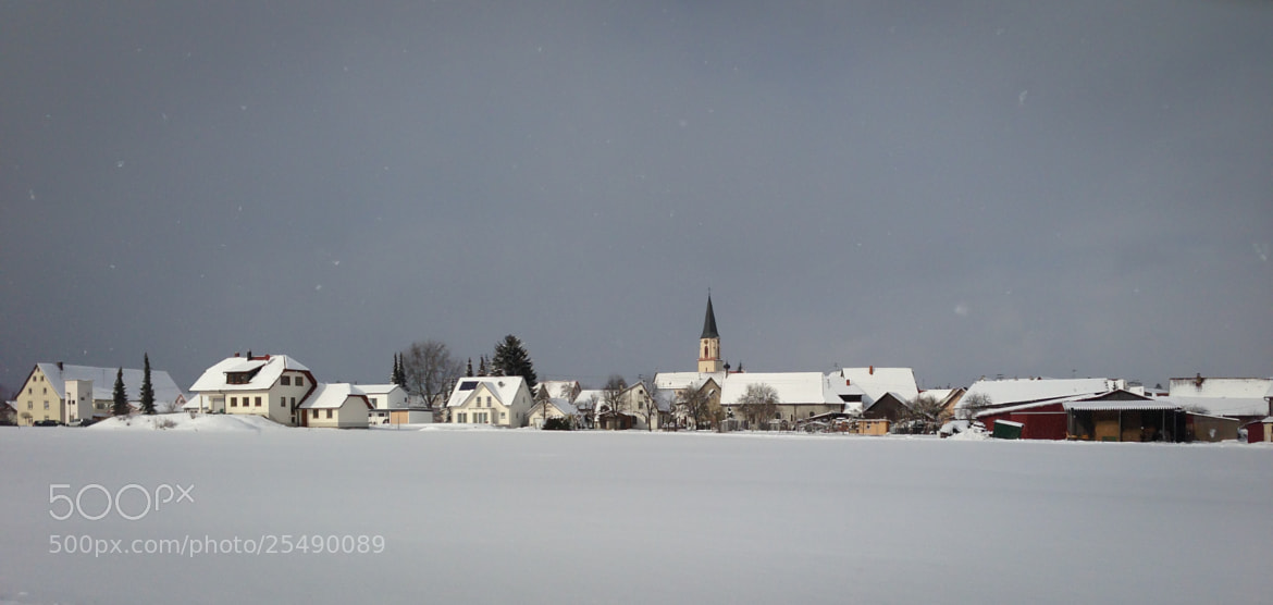 Photograph Nice small village by Andy Vobiller on 500px