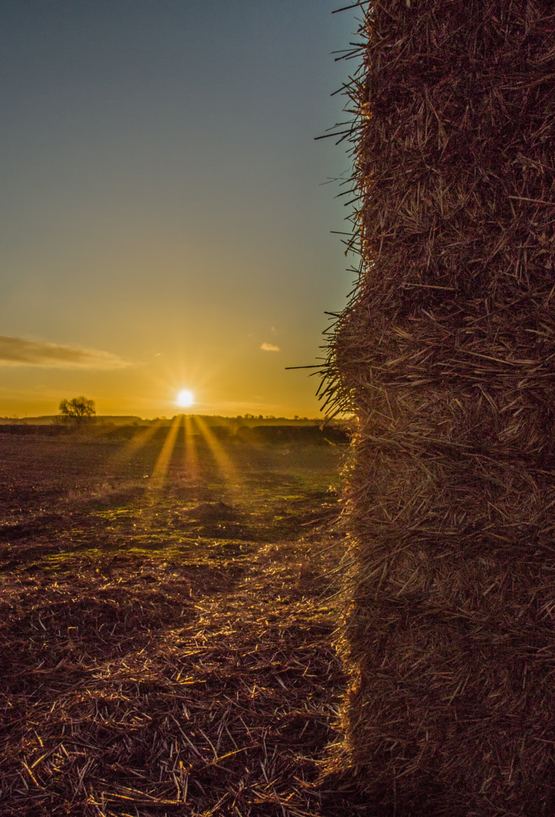 Photograph Bales of Light by Alex Clark on 500px