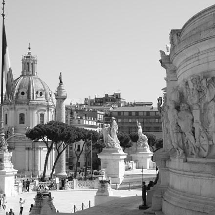 Rome, Canon EOS 7D MARK II, Canon EF 28-200mm f/3.5-5.6 USM