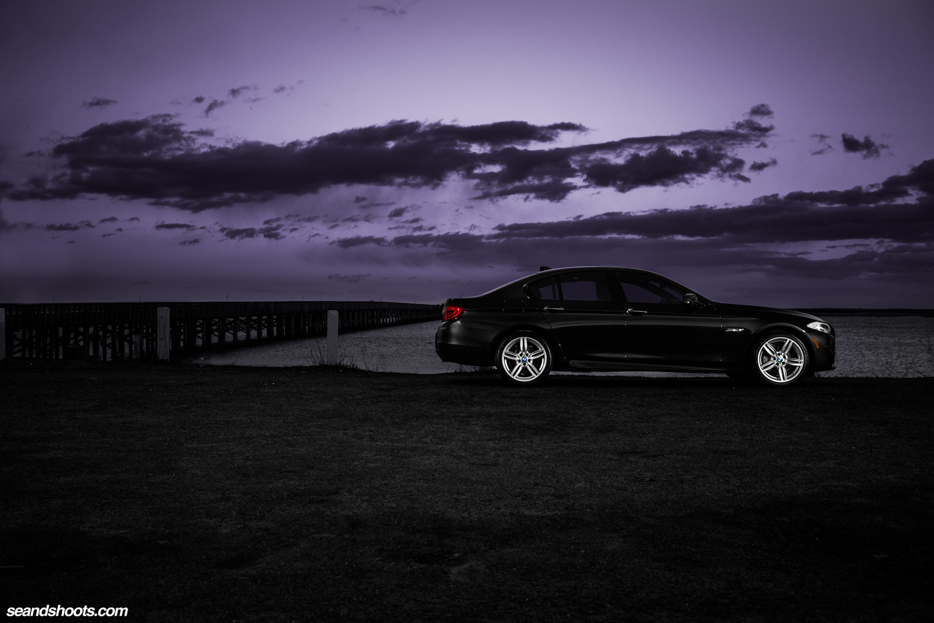 Photograph BMW f10 5 Series  by seandshoots .com on 500px