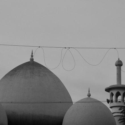 Indian roofs, Panasonic DMC-FS6