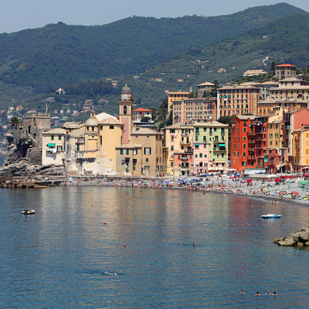 CAMOGLI   LIGURIA   ITALY, Canon EOS 5D MARK II, Canon EF 85mm f/1.8 USM