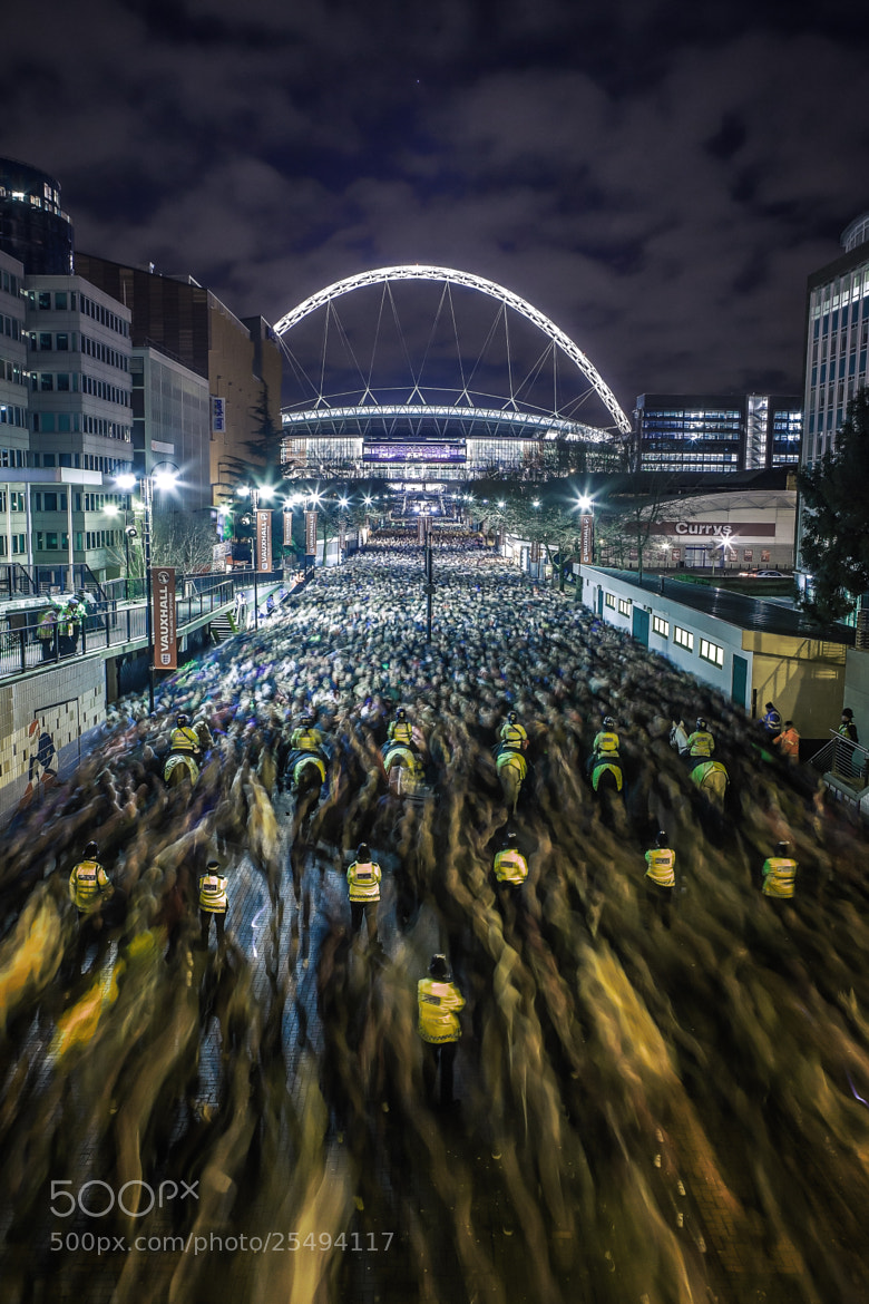 Photograph Wembley Flow by Jaanus Jagomägi on 500px