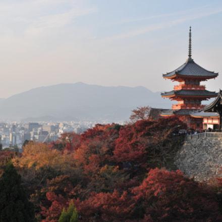 Kyoto, Nikon D300S, AF-S DX VR Zoom-Nikkor 18-55mm f/3.5-5.6G