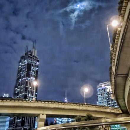 Urban Exploration, Nikon COOLPIX P310