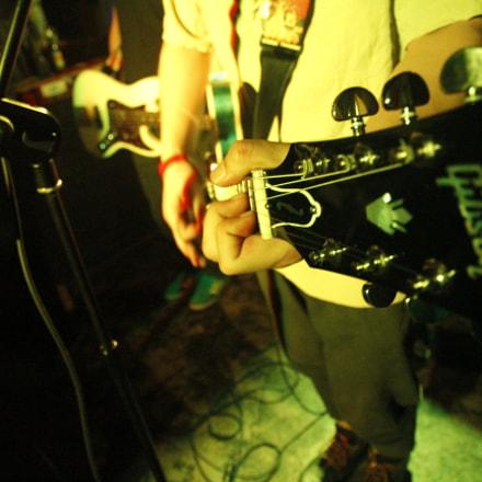 妙手回乐队 husband killer band, Canon EOS 100D, Canon EF-S 15-85mm f/3.5-5.6 IS USM
