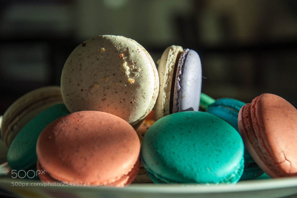 Photograph French Macaroons by Donato Lara on 500px