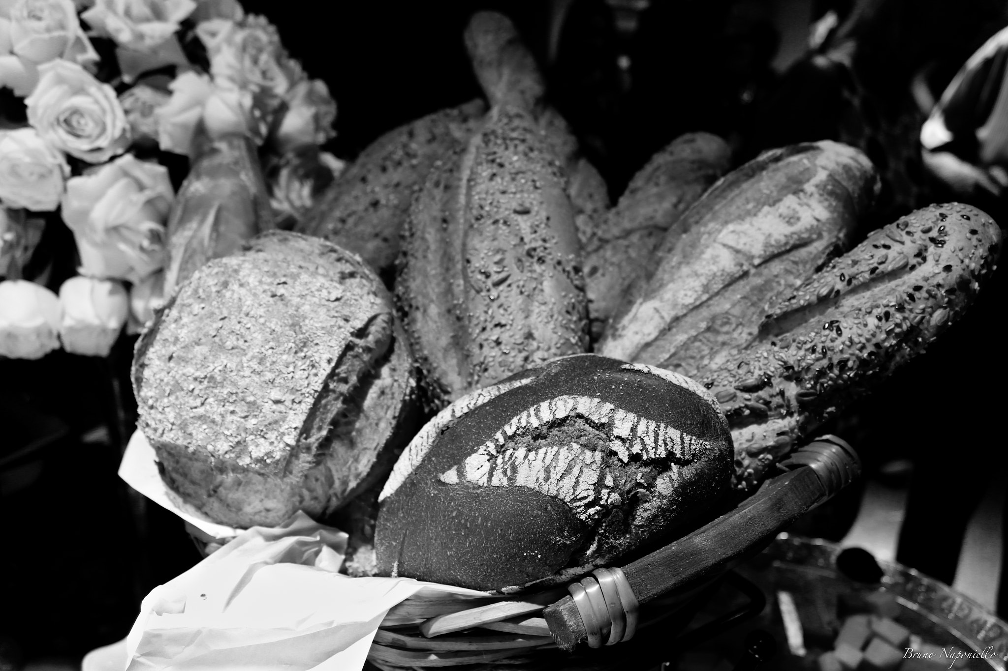 Photograph Fresh Breads by Bruno Naponiello on 500px