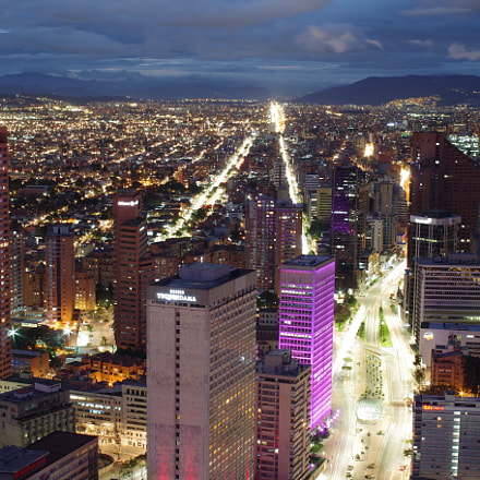 Bogotá 5, RICOH PENTAX K-S1