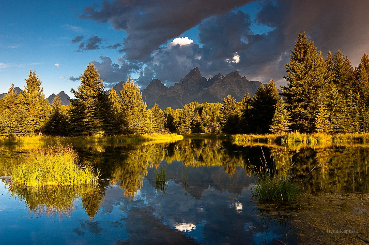 Photograph Grand Teton 2 of 4 by Irena  Kapusta on 500px