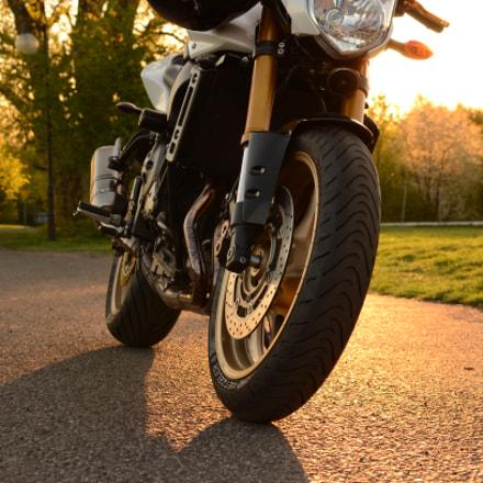 motorcycle, Nikon D5100, AF-S DX Nikkor 35mm f/1.8G