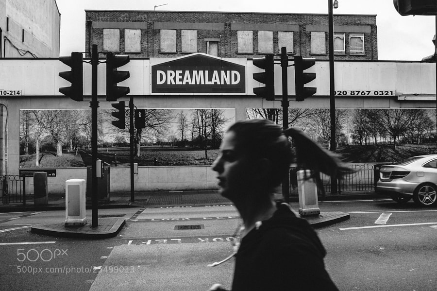 Photograph Dreamland by Paul Bence on 500px
