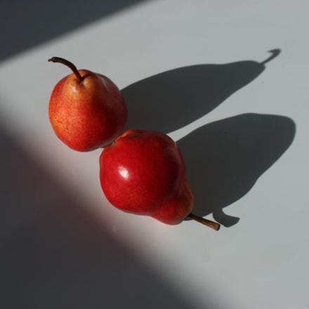 Still life with red, Canon EOS 500D, Canon EF-S 18-55mm f/3.5-5.6 IS