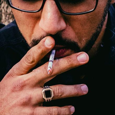 The Smokers Club, Canon POWERSHOT G5 X