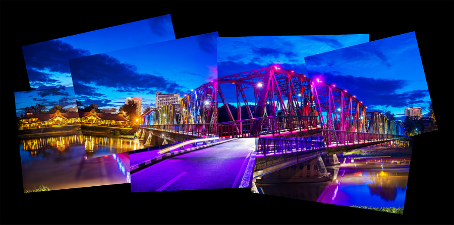 Iron Bridge Montage by Kevin Landwer-Johan on 500px.com
