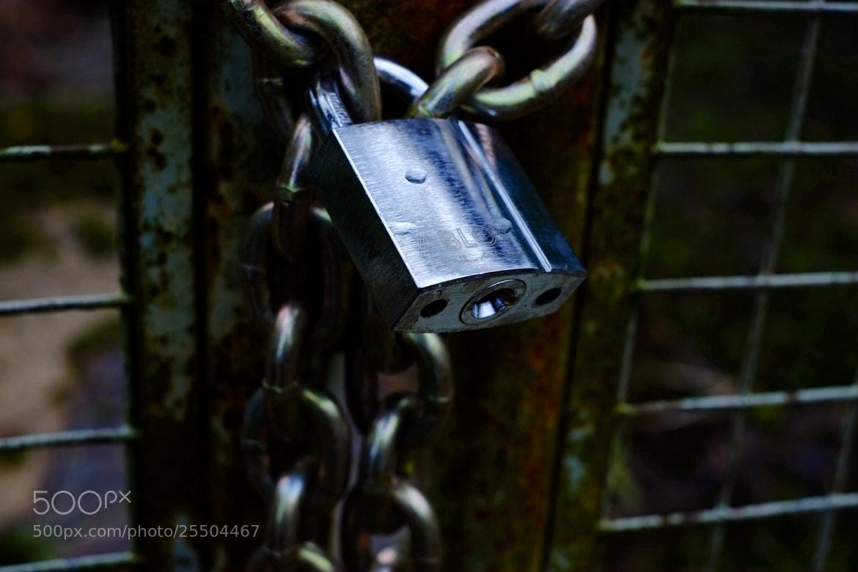 Photograph Unlocking 35mm f/1.4 by simon peckham on 500px