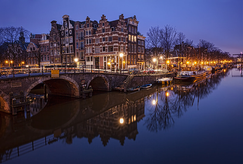 Photograph Amsterdam sunrise by Sonia Blanco on 500px