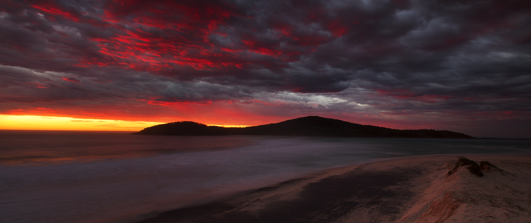 Photograph Devil's Sunrise by shane russell photography on 500px