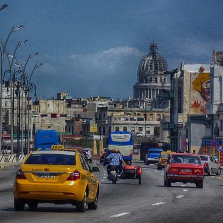 Malecón, Panasonic DMC-LZ40