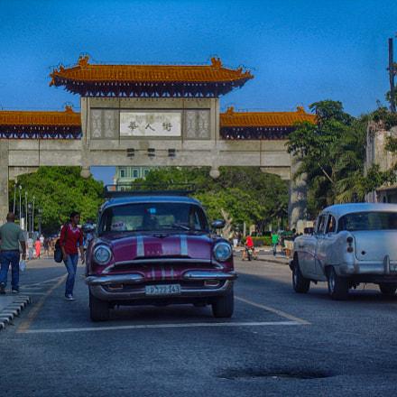 Barrio Chino. China Town, Panasonic DMC-LZ40