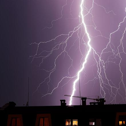 Thunderstruck, Canon EOS 80D