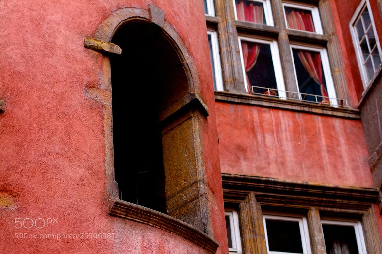 Photograph Dark windows by Julien Jasseny on 500px