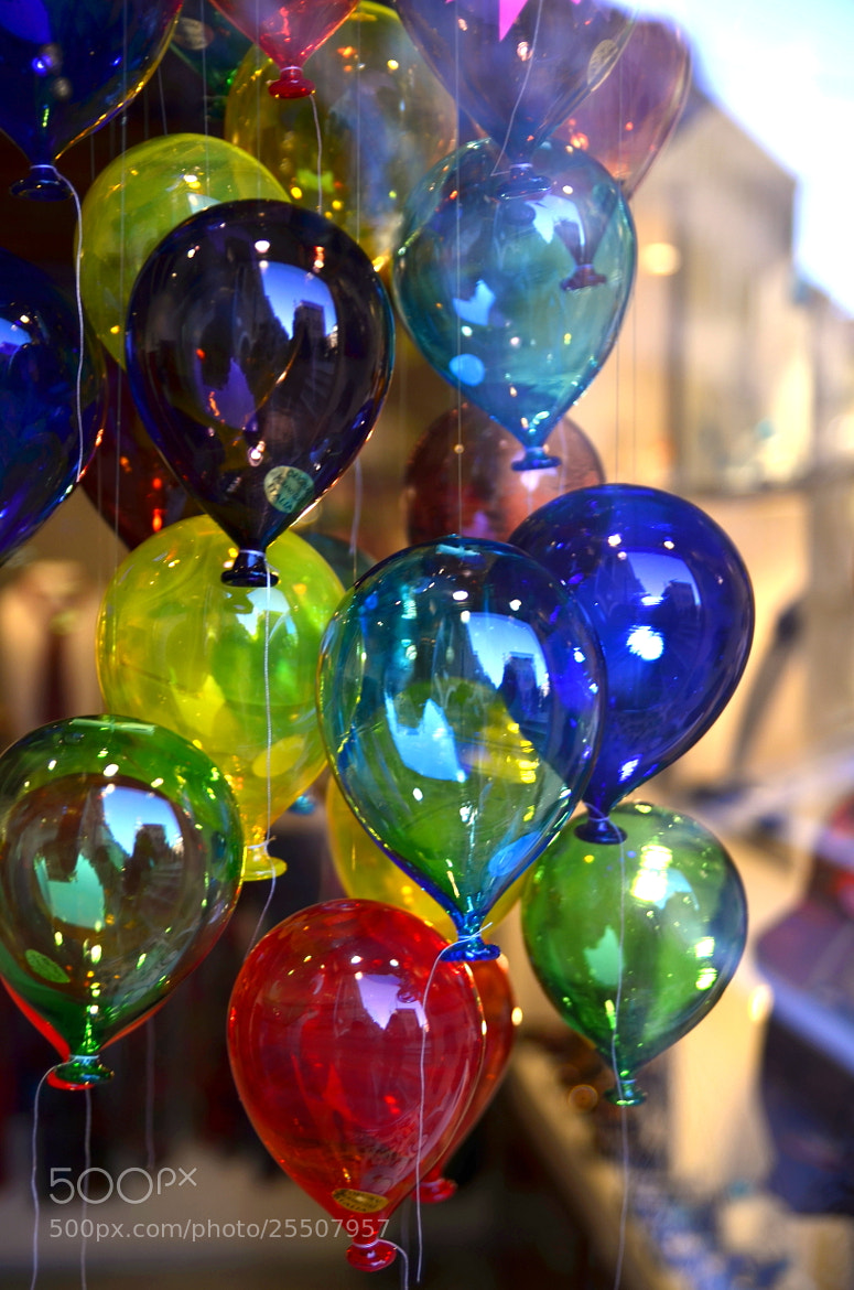 Photograph Baloons by Claudia Gadea on 500px