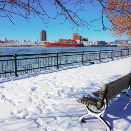 Montreal - Winter Day, Panasonic DMC-TS5