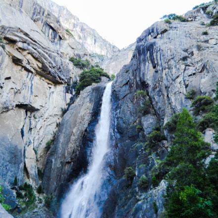 Yosemite Falls, Nikon COOLPIX L24