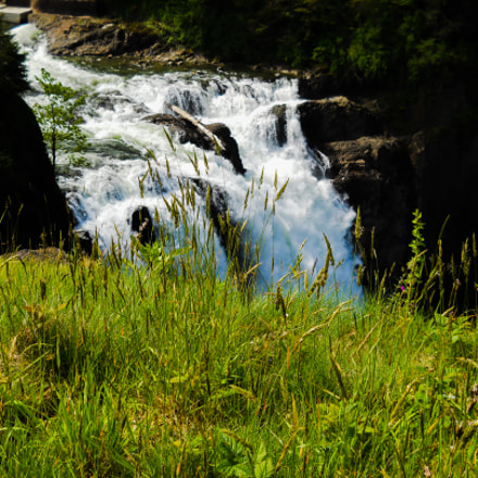 Snoqualmie Falls, Nikon COOLPIX L24