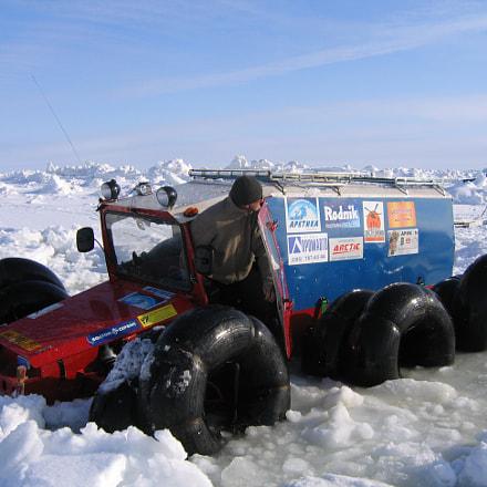 Арктика, Canon POWERSHOT A95