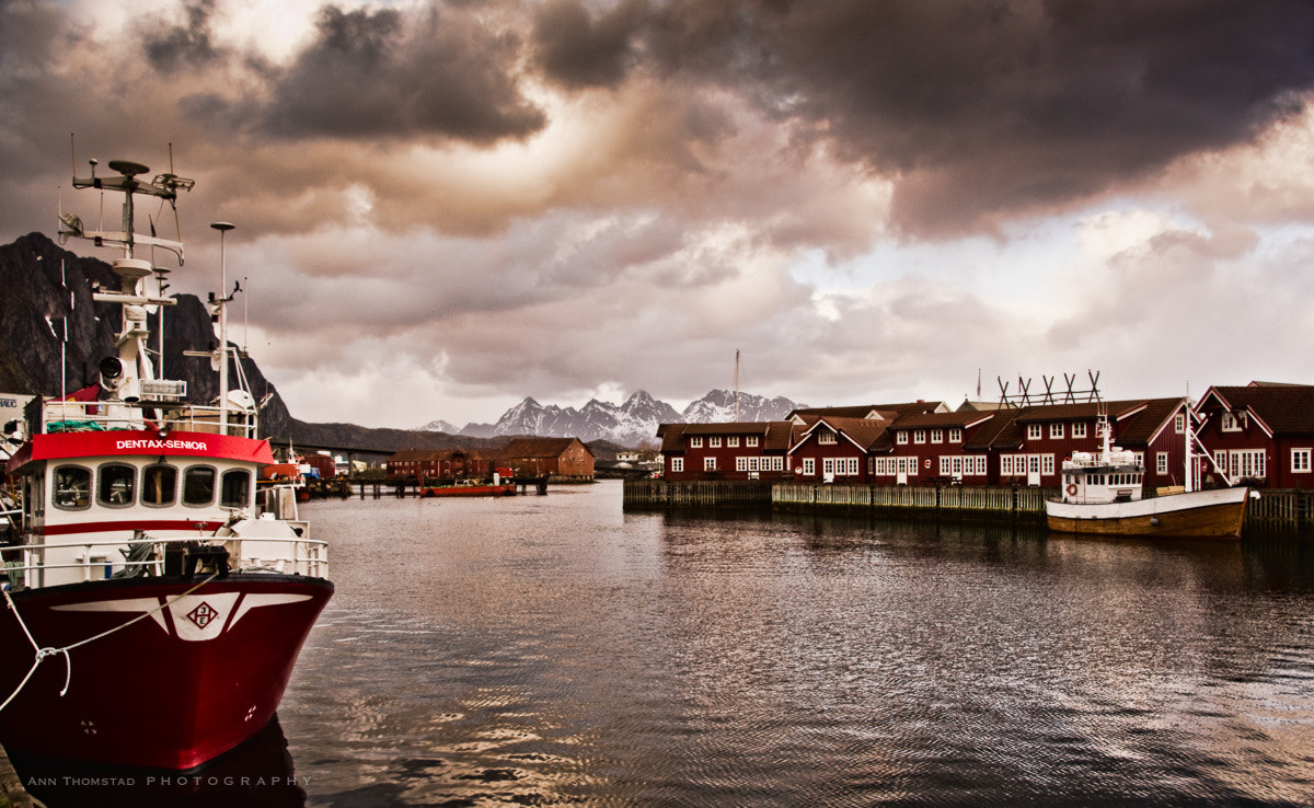 Photograph In the Harbour by Ann Thomstad on 500px