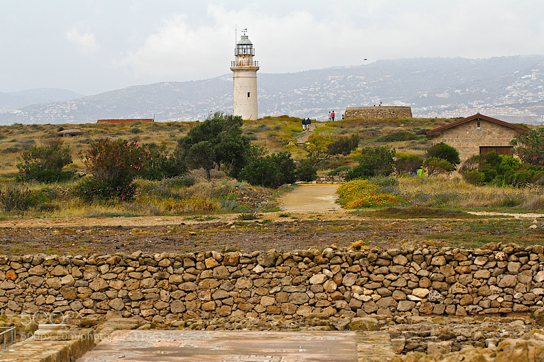 Photograph Lighthouse in Paphos by Kuba Wiśniewski on 500px