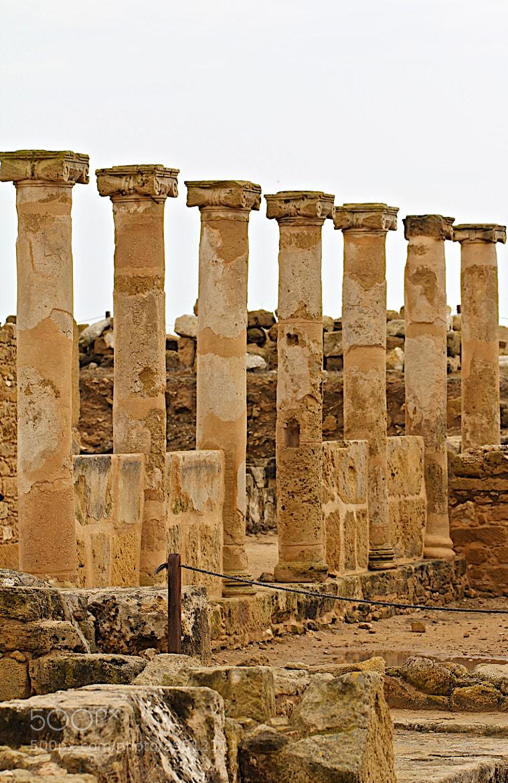 Photograph Ruins in Paphos by Kuba Wiśniewski on 500px