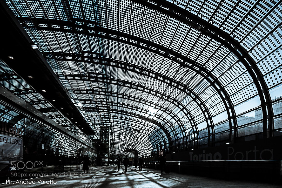Photograph Torino Porta Susa #02 by Andrea Varetto on 500px