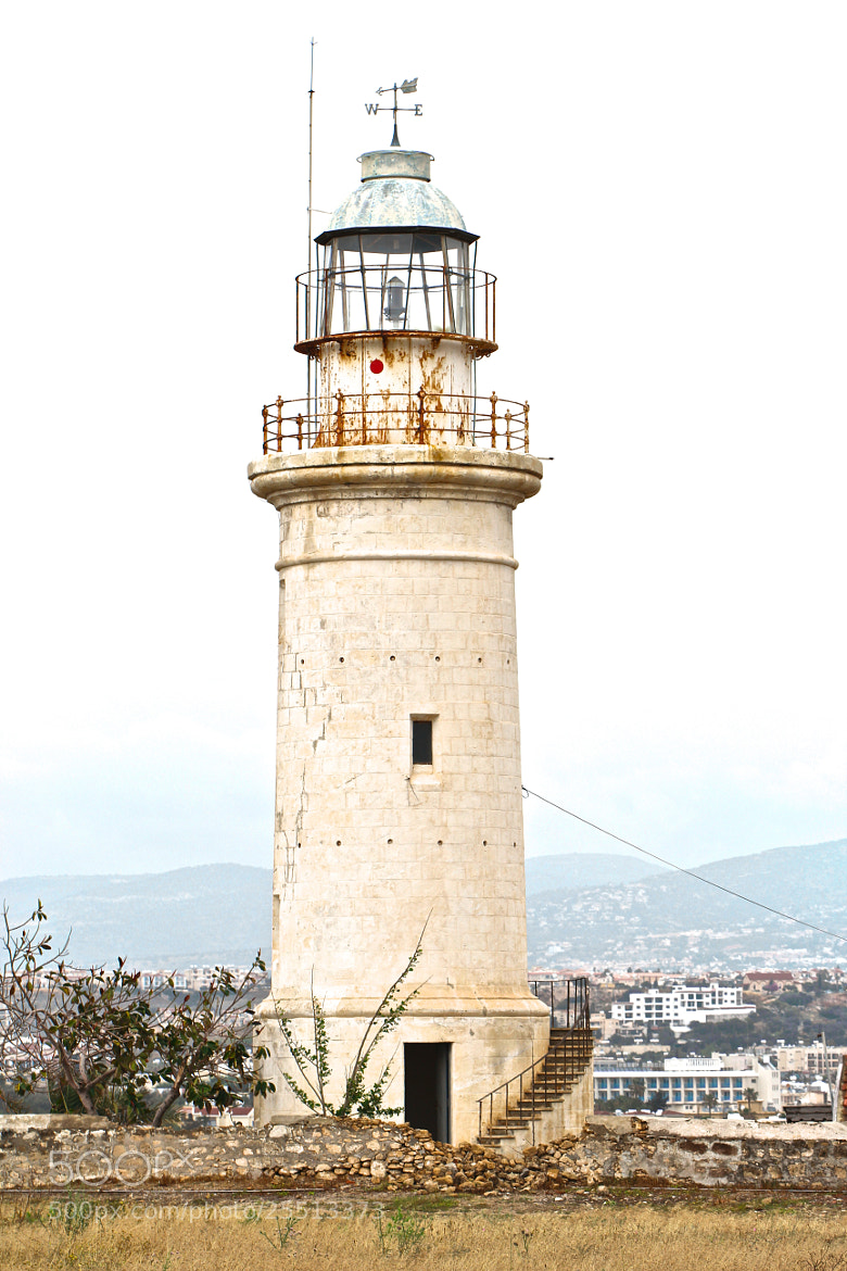 Photograph Lighthouse in Paphos by Kuba Wiśniewski on 500px