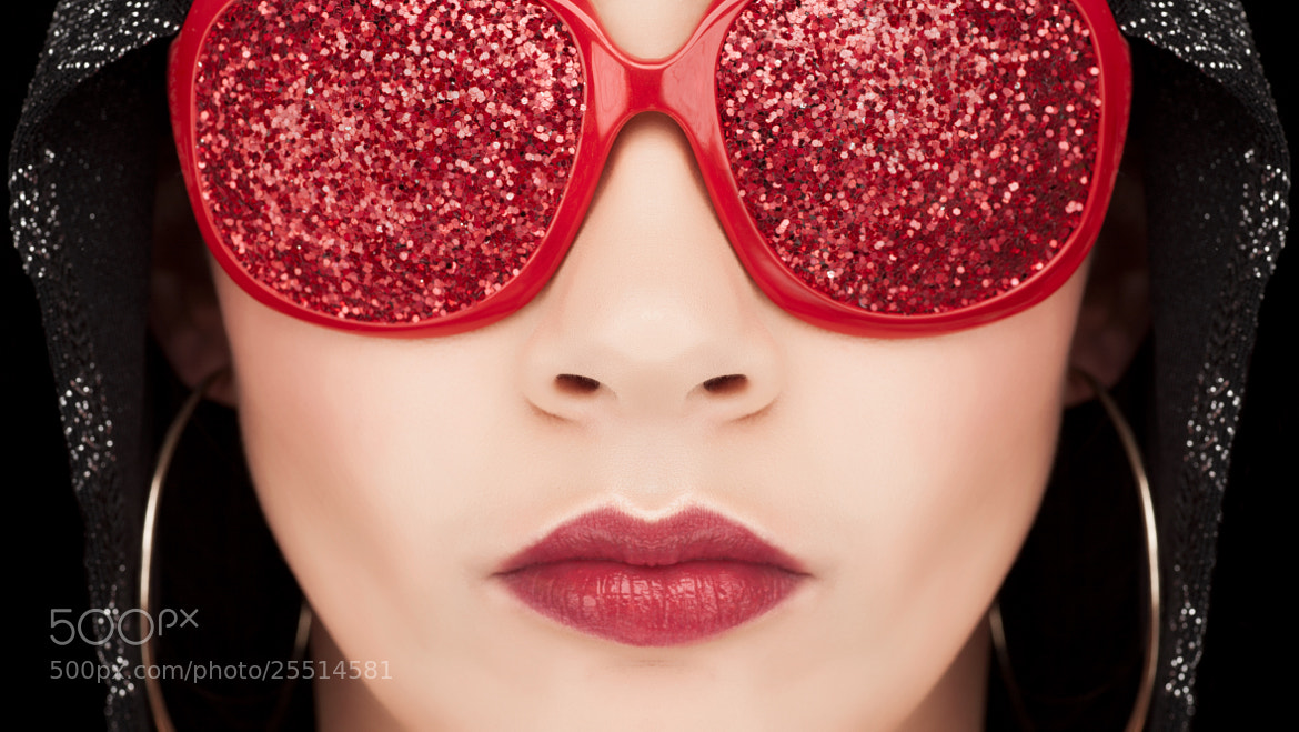 Photograph Seeing Red by Dade Freeman on 500px