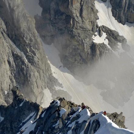 on the sharp ridge, Panasonic DMC-TZ25