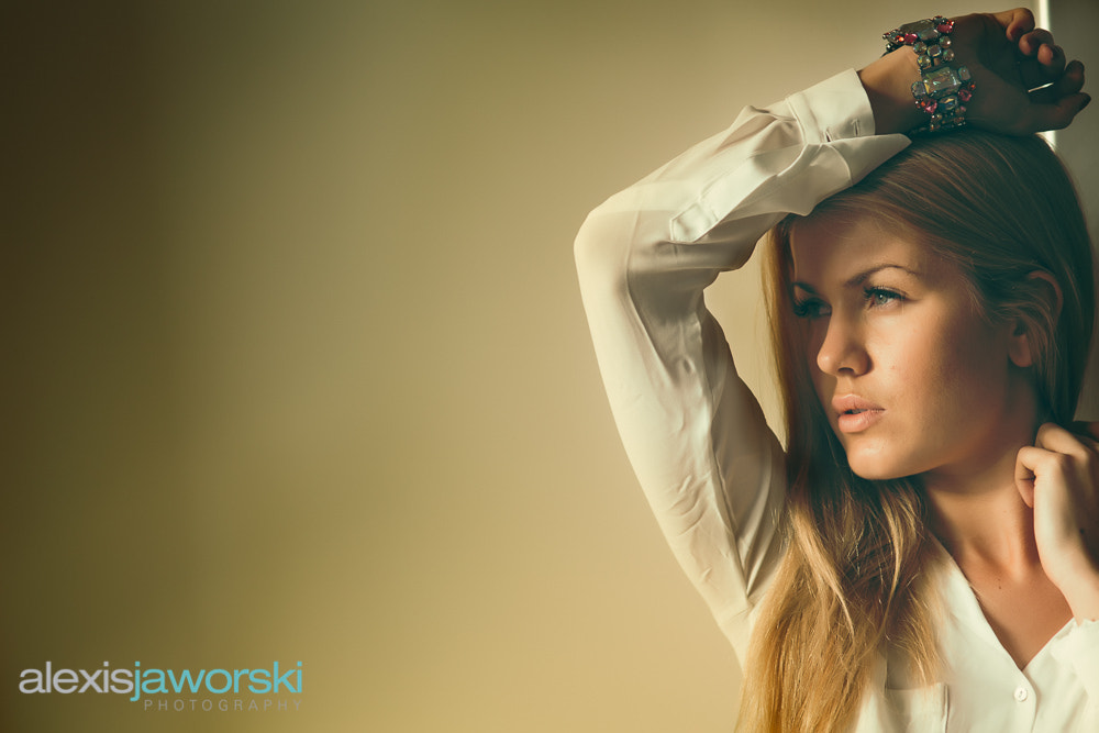 Photograph Window Light Portrait by Alexis Jaworski on 500px