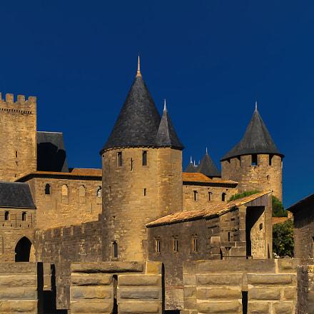Carcassonne,France..., Canon POWERSHOT G5 X