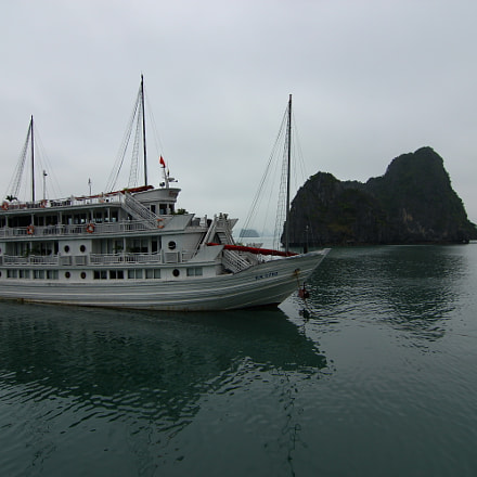 Ha Long bay syrene, Canon EOS 550D, Tokina AT-X 116 AF Pro DX 11-16mm f/2.8
